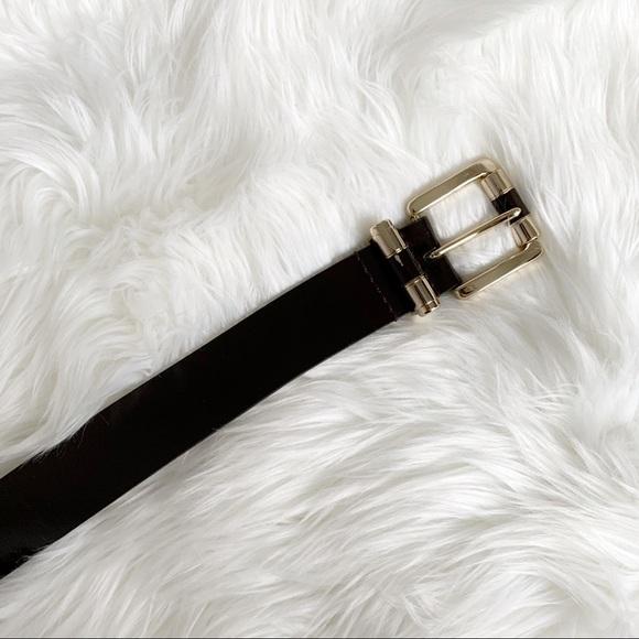 Michael Kors - Leather Belt